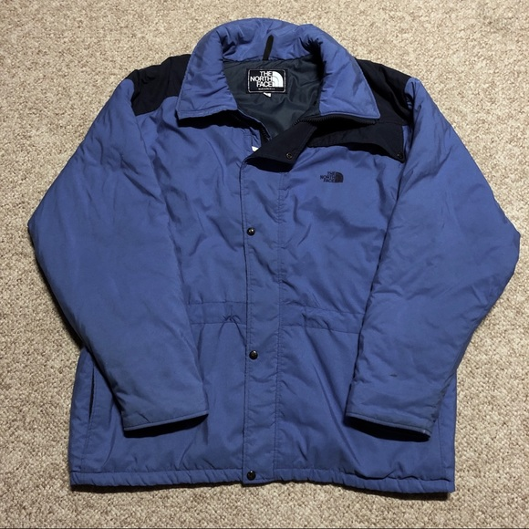 3a0bc909d VINTAGE 80's North Face winter jacket men's XL